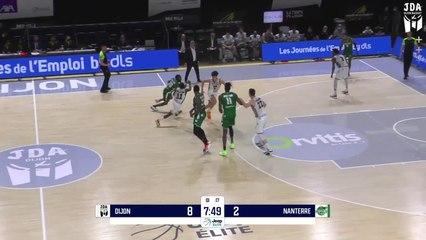 Dijon Highlights vs. Nanterre