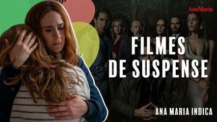 CONFIRA OS MELHORES FILMES DE SUSPENSE I ANAMARIA INDICA