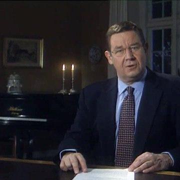 KLIP | Statsministerens nytårstale | 1 Januar 1998 | Bonanza - Danmarks Radio