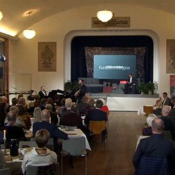 Sigurd Barrett - En Historie Om Krig Og Fred | Genforeningen LIVE | 2020 | TV SYD - TV2 Danmark