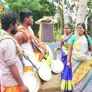 karupasamyகருப்பசாமி அருள்வாக்கு | மாளிகைப்பாறை கருப்பசாமி  | Karupasamy Arul | Anbu tv