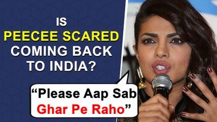 Priyanka Chopra Is Worried About Increasing COVID Cases In India