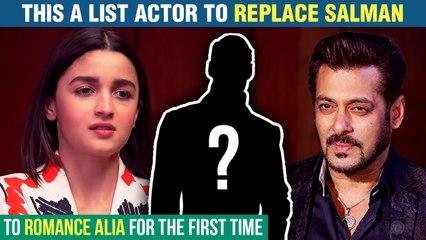 Shocking | This Bollywood Superstar To REPLACE Salman Khan Opposite Alia Bhatt In Inshallah