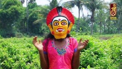 முதல்ல வேற Mask-னு நினைச்சேன்- காட்டுபேச்சி பாப்பா Exclusive Interview _ Karnan Opening Scene