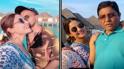 Hina Khan के पिता का Boyfriend Rocky Jaiswal के साथ कैसा था रिश्ता, UNKNOWN FACT | Boldsky