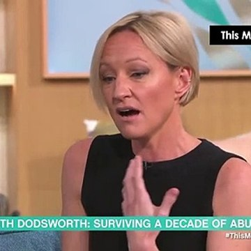 Ruth Dodsworth opens up on This Morning about abusive husband