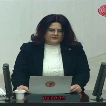 Yeni bakanlar Meclis'te yemin etti