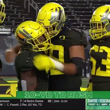 Stanford Vs #12 Oregon Highlights | College Football Week 10 | 2020 College Football Highlights
