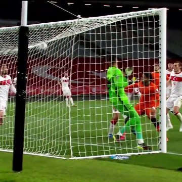 Six Goals And A Missed Penalty!   Turkey 4-2 Netherlands   World Cup Qualifier Highlights