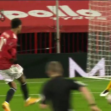 Man Utd Vs. Liverpool (3-2) | | Bruno Free-Kick Wins It! | Emirates Fa Cup Highlights