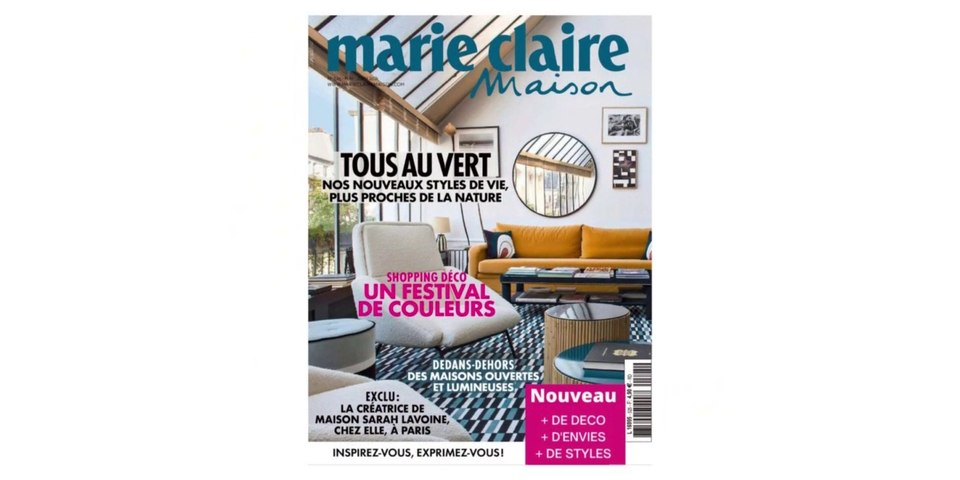 Marie Claire Maison 525