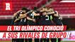 ¿En qué grupo estará ña Selección Mexicana en Juegos Olímpicos de Tokio?