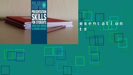 Full version  Presentation Skills for Students  Review