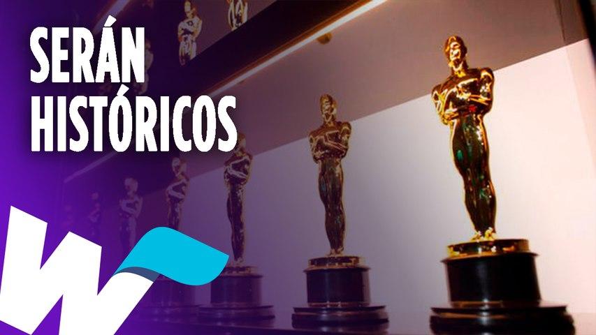 5 razones por las que los premios Oscar serán históricos.