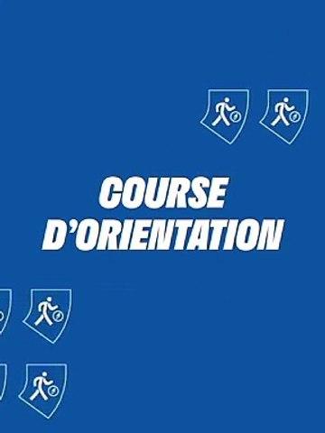 Jeux des Masters | Course d'orientation