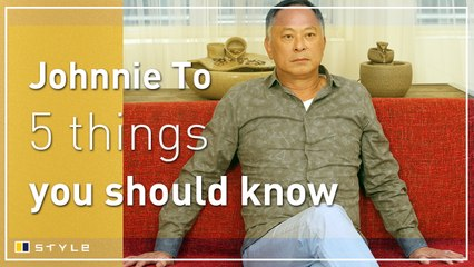 5 things you should know about Johnnie To