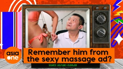 Viral Video Stars: Here's what happened to the uncle from this sexy massage ad