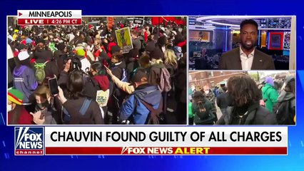FOX News reacts to Derek Chauvin guilty verdict