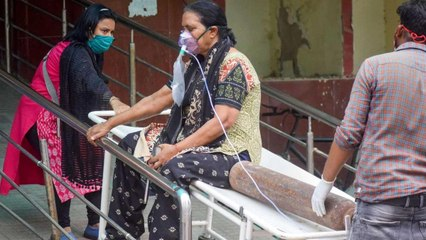 How will India fight to corona without oxygen & medicines?