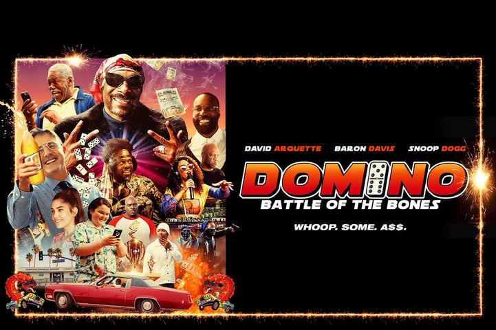 Domino: Battle Of The Bones Trailer #1 (2021) David Arquette, Tom Lister Jr. Comedy Movie HD