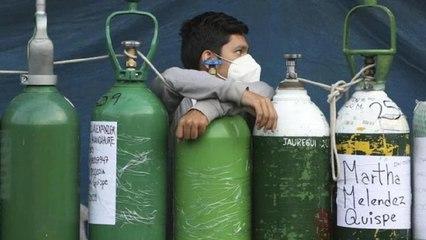 Sting: Black marketing of oxygen in Delhi amidst covid-19