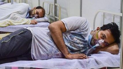 Delhi: COVID-19 surge, oxygen shortage in hospitals!
