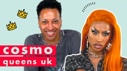 Drag Race UK's Tayce is here to slay with this iconic makeup transformation