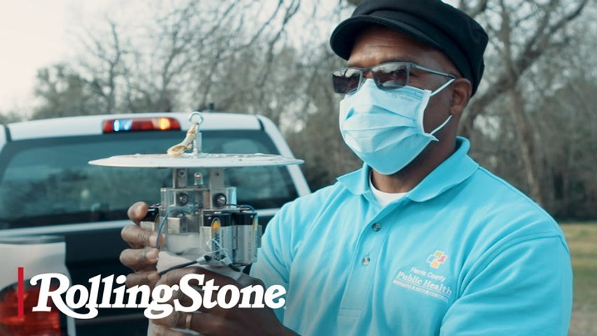 Houston's Mosquito-Killing Superhero Takes on the Climate Crisis