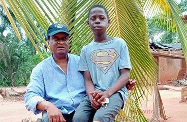 Bénin : Sergio et Mercy Ships, histoire d'une amitié qui sauve