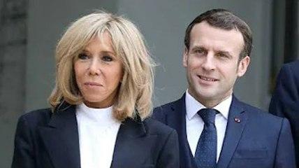 Mort du prince Philip : La délicate attention de Brigitte et Emmanuel Macron pour la...