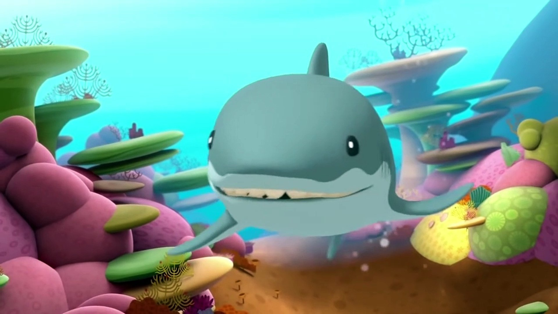 Octonauts - Stuck Inside A Shark | Cartoons For Kids | Underwater Sea Education