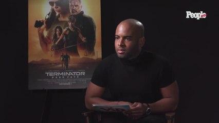 Entrevista con Natalia Reyes y Gabriel Luna de la película Terminator: Dark Fate