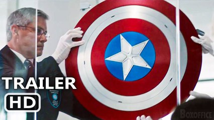 THE FALCON AND THE WINTER SOLDIER -Final Episode- Trailer (2021) Marvel Superhero Series HD