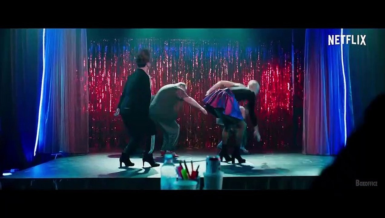 DANCING QUEENS Trailer (2021) Dance, Drama Netflix Movie ...