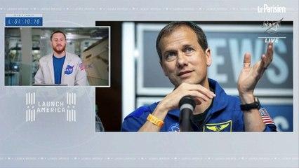 Revivez le décollage de Thomas Pesquet à bord de SpaceX