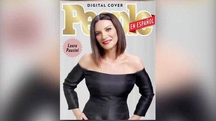 Laura Pausini engalana la portada digital de People en Español