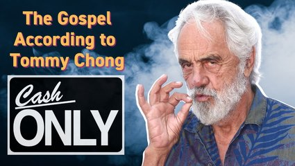 Tommy Chong's First NFT? A Million Dollar Bong | Cash Only