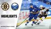 Bruins @ Sabres 4/23/21 | NHL Highlights