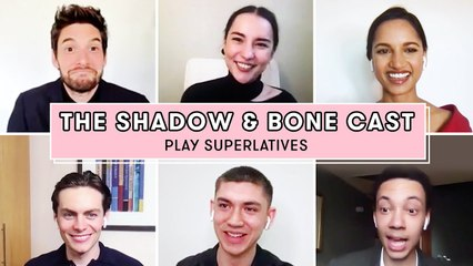 """The """"Shadow and Bone"""" Cast Reveals Who's the Biggest Flirt and More"""