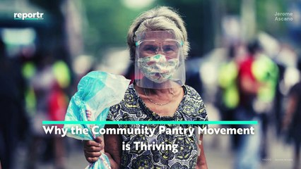 Why the Community Pantry Movement is Thriving