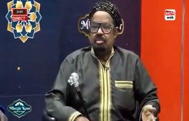 Ahmed Khalifa se lâche: « Opposition Bi Yeup (Bassi Ousmane Sonko) Marième Faye Sall Mooma Leen Gueuneul »