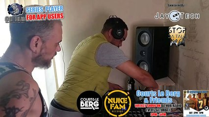 Episode 192 Courts Le Berg & Friends  (Underground House)