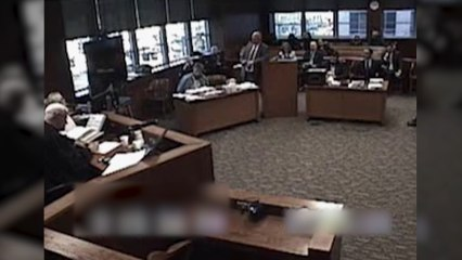 Court Cam: Defendant FLIPS TABLE in Courtroom