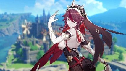 Genshin Impact Voice: 40+ câu nói của Rosaria (tiếng Anh)