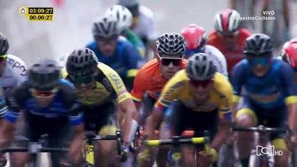 José Tito Hernández, el nuevo campeón de la Vuelta a Colombia