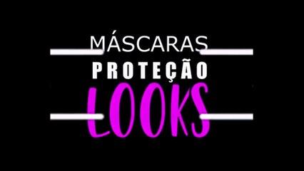 ESTILOS DE  MÁSCARAS DE PROTEÇÃO