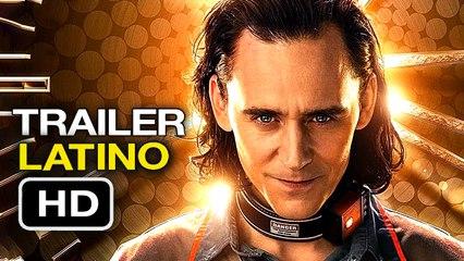 LOKI - Trailer Español LATINO [HD] Marvel, Disney +