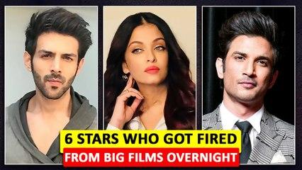Kartik Aryan, Saif Ali Khan & Big Stars Who Got Replaced Overnight From Big Budget Films