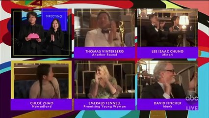 Oscar: trionfa Nomadland, nessun italiano tra i premiati