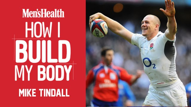 How Mike Tindall, Former England Rugby Player, Builds His Body   MH UK
